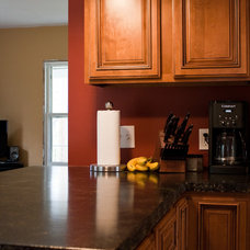 Kitchen Countertops by Mikrocrete, LLC