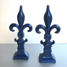 Traditional Bookends by Etsy