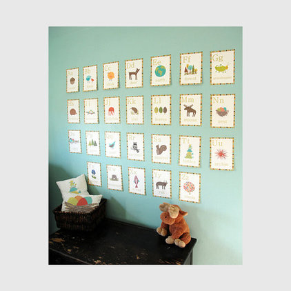 Traditional Nursery Decor by Etsy