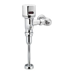 "Moen - Moen Commercial 8312 3/4"" Urinal Flush Valve - The Moen M-Power series allows ease-of-use and functionality with it's sensor-operated faucets and flush valves."