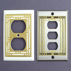 Modern Switchplates by Kyle Designs