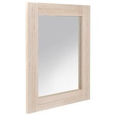 Contemporary Mirrors by Howkapow