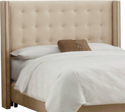 contemporary headboards by HSNi