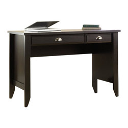 Sauder - Sauder Shoal Creek Desk in Jamocha Wood Finish - Sauder - Student Desks - 411961
