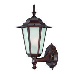 Acclaim Lighting - Acclaim Lighting 6101 Camelot 1 Light Outdoor Wall Sconce - Features: