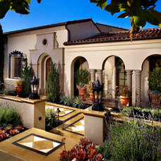 Mediterranean  by Mark Scott Associates | Landscape Architecture