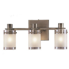 Contemporary Bathroom Lighting And Vanity Lighting by Build.com