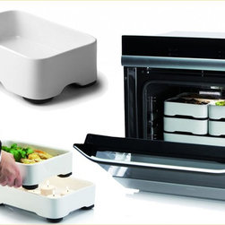 STACKABLE OVEN TRAYS - STACKABLE OVEN TRAYS