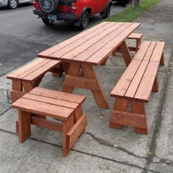 Picnic Tables -