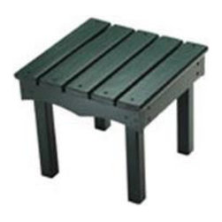 Little Colorado - Childrens Sunroom Adirondack End Table - 142GRN - Shop for Tables from Hayneedle.com! A great accessory for your child's playroom or a sunroom. This end table is just their size and works well with the Child's Sunroom Adirondack Chair or Rocker. It is made from solid 100% pine and has thoroughly sanded smooth edges. All painted finishes are top quality non-toxic environmentally friendly and will prove to be durable throughout your child's younger years. Natural lacquer and unfinished options are recommended for indoor use only Little Colorado is a Green CompanyAll finishes are water-based low-VOC made by Sherwin Williams and other American manufacturers. Wood raw materials come from environmentally responsible suppliers. MDF used is manufactured by Plum Creek and is certified green CARB-compliant and low-formaldehyde. All packing insulation is 100% post-consumer recycled. All shipping cartons are either 100% post-consumer recycled or are made of recycled cardboard.About Little ColoradoThis item is made by Little Colorado. Begun in 1987 Little Colorado Inc creates solid wood hand-crafted children's furniture. It's a family-owned business that takes pride in building products that are classic stylish and an excellent value. All Little Colorado products are proudly made in the U.S.A. with lead-free paints and materials. With a look that's very expensive but a price that is not Little Colorado products bring quality and affordability to your little one's room.