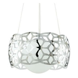 Oxana Chandelier by Eglo -