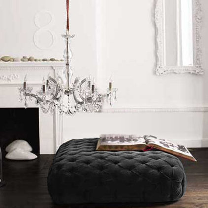 Modern Footstools And Ottomans by Brocade Home