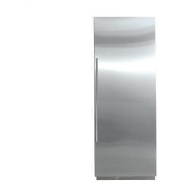 IC-27R Sub-Zero Refrigerator Column - It is the elegant evolution of refrigeration design that designers have been asking for, executed as only Sub-Zero can filled with more aesthetic and technological innovation than you would expect in such a slender form.