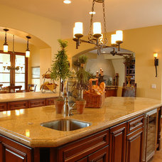 Traditional Kitchen by Kathy Ann Abell Interiors