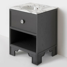 Contemporary Bathroom Vanities And Sink Consoles by Waterworks