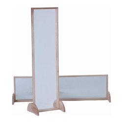 Jonti-Craft - Kid's Mirror (Acrylic Mirror) - Choose Material: Acrylic Mirror.