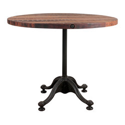 V42 Round Bistro Table, Large
