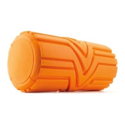 Valeo Ultra Lite Solid Foam Roller - Loosen up with the Valeo Ultra Lite Solid Foam Roller. Crafted with a flat grooved pattern designed to relieve broad areas of muscle, this foam roller has a solid lightweight core and an easily transportable shape. The raised massage track targets specific muscle areas for maximum relaxation.About ValeoValeo - which means to be well in Latin, is a Wisconsin-based company that develops products of uncompromising quality and value to both personal fitness consumers and workplace safety officials. The company was started in 1988, introducing its original Classic Belt, and continues to provide an extensive line of fitness accessories for use at home or the gym.