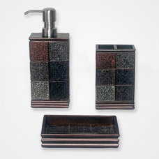 Contemporary Bath And Spa Accessories by Overstock.com