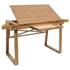 Contemporary Desks And Hutches by Amazon