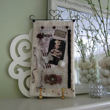 Eclectic Accessories And Decor Vintage-style Wall Decor