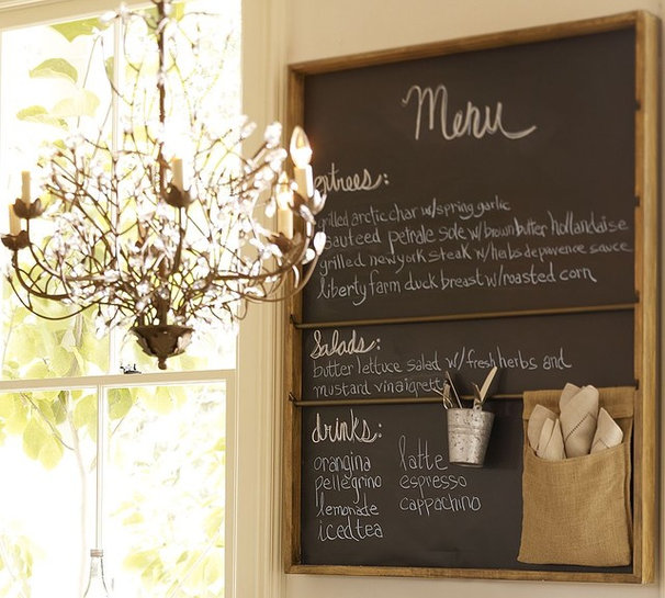 Eclectic Bulletin Boards And Chalkboards by Pottery Barn