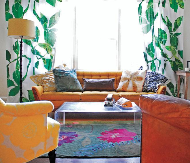 Eclectic  Design Sponge At Home