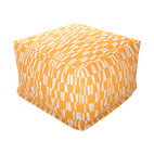 Outdoor Citrus Sticks Large Ottoman