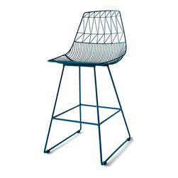 Bend Seating - Lucy Counter Stool - Bend Seating - Refresh your dining area with graceful and elegant Lucy Counter Stools. Distinctive kitchen stools can be used indoors or out, Sturdy construction.