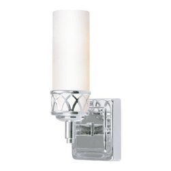 Livex Lighting - Livex Westfield Bath Chrome -4721-05 - Livex products are highly detailed and meticulously finished by some of the best craftsmen in the business