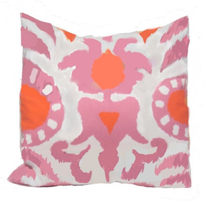 eclectic pillows by Zhush