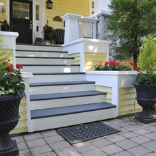 Traditional Exterior by Warline Painting Ltd.