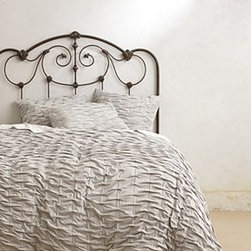 Anthropologie - Ebba Jersey Duvet - Cotton jerseyDry cleanImported