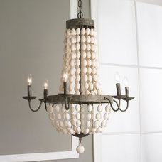 Rustic Chandeliers by Shades of Light