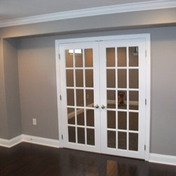 Traditional French Doors Basement Design Ideas, Pictures. Galley Kitchen Designs Ideas. Portable Kitchen Island With Sink. White River Granite Kitchen. L Shaped Kitchen With Island Bench. Ideas To Decorate Kitchen Walls. Hgtv Kitchen Island Ideas. Kitchen Decorating Ideas For Countertops. Small Kitchen Makeover