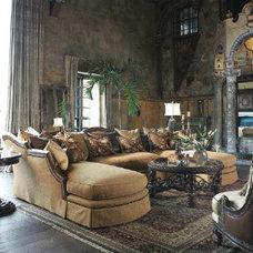 Sectional Sofas by Barbara Schaver @ Furnitureland South