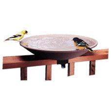 Contemporary Bird Baths by teakwickerandmore.com