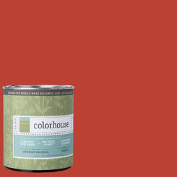 Inspired Eggshell Interior Paint, Petal .06, Quart - Color house paint are zero VOC, low-odor, Green Wise Gold certified and have superior coverage and durability. Our artist-crafted colors are designed to be easy backdrops for living. Color house paints are 100% acrylic with no VOCs (volatile organic compounds), no toxic fumes/HAPs-free, no reproductive toxins, and no chemical solvents.