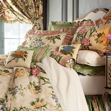 Traditional Pillowcases And Shams by Horchow