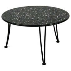 Eclectic Outdoor Tables by FermobUSA