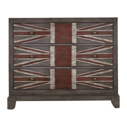 British Flag Chest
