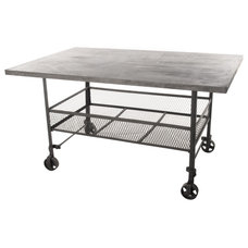 Industrial Desks by Kathy Kuo Home