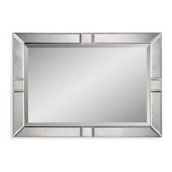 Bassett Mirror - Bassett Mirror Barbarella Wall Mirror - Barbarella Wall Mirror