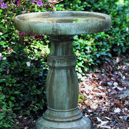 Traditional Bird Baths Find Solar Heated And Hanging