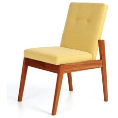 modern dining chairs and benches by bark furniture