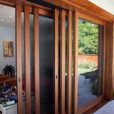 Contemporary Windows And Doors by Berkeley Mills