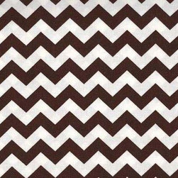 """SheetWorld - SheetWorld Fitted Square Playard Sheet 37.5 x 37.5 (Fits Joovy) - Brown Chevron - This luxurious 100% cotton """"woven"""" square playard sheet features a brown chevron zigzag print. Our sheets are made of the highest quality fabric that's measured at a 280 tc. That means these sheets are soft and durable. Sheets are made with deep pockets and are elasticized around the entire edge which prevents it from slipping off the mattress, thereby keeping your baby safe. These sheets are so durable that they will last all through your baby's growing years. We're called sheetworld because we produce the highest grade sheets on the market today. Size: 37 1/2 x 37 1/2."""