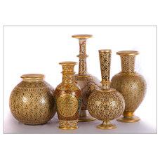 Asian Vases by fine art