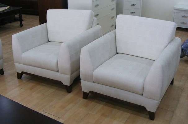 Modern Armchairs And Accent Chairs by bostan mobilya