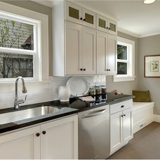 Traditional Kitchen by American Cabinet Suppliers